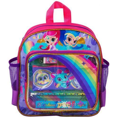 Shimmer i Shine plecak z wyposażeniem Sambro 28 cm