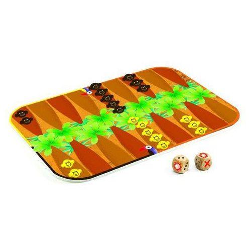 Djeco Gra backgammon