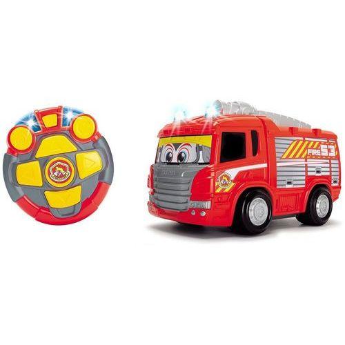 rc wóz strażacki scania 27 cm marki Dickie