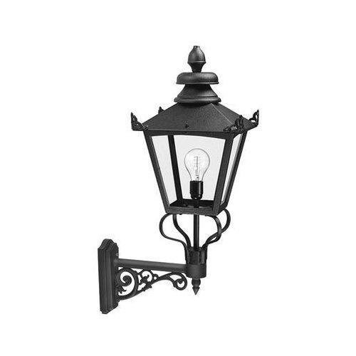 Lampa ścienna GRAMPIAN GB1 BLACK IP23 - Elstead Lighting - Sprawdź MEGA rabaty w koszyku!
