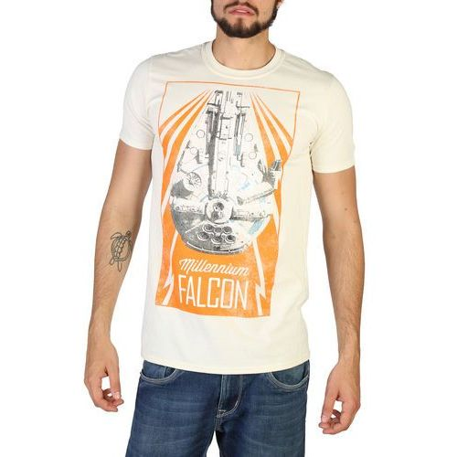 T-shirt koszulka męska STAR WARS - RDMTS017-10, kolor biały