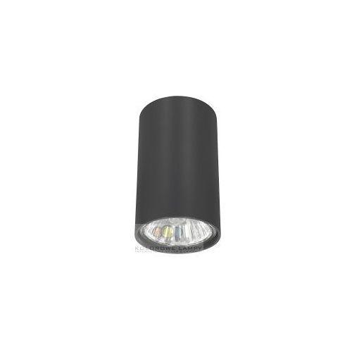 Nowodvorski Eye oprawa natynkowa 1xgu10 grafit 5256 - biały ||grafit ||czarny ||srebrny (5903139525695)