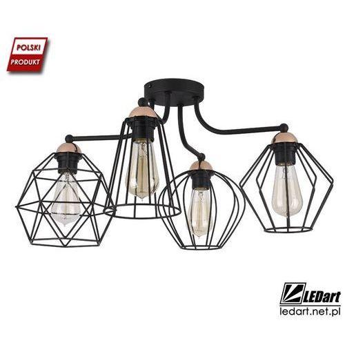Lampa sufitowa LED GALAXY (5901780516451)