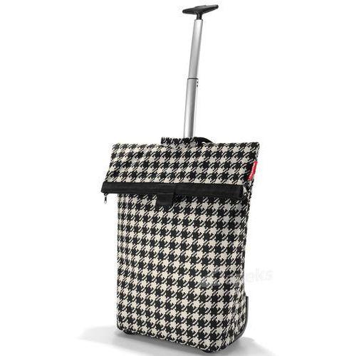 Reisenthel Wózek na zakupy trolley m fifties black (4012013567025)