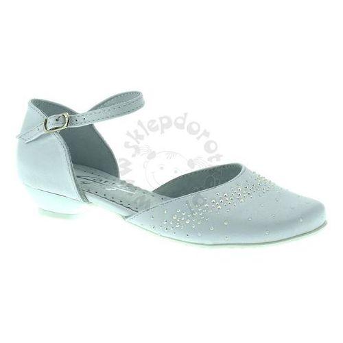 Buty komunijne dla dzieci 2322 marki Zarro