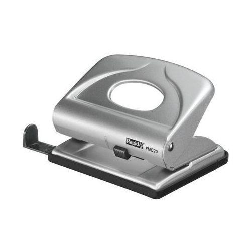 Rapid Dziurkacz mini fashion fmc20 21835402 - srebrny