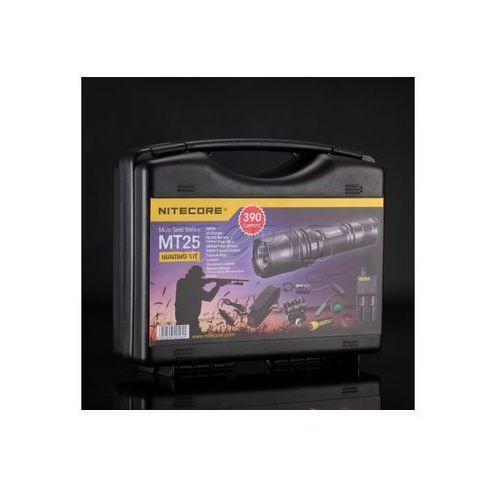 Zestaw myśliwski Hunting Kit latarka MT25 390 lumenów - LAT/NITECORE MT25 ZESTAW, kup u jednego z partnerów