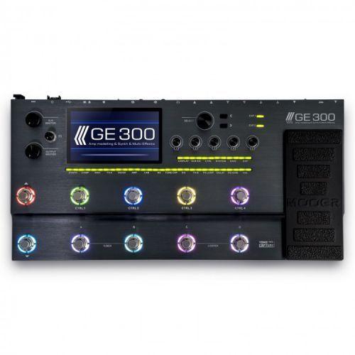 Mooer ge 300 multiefekt gitarowy (6971889220022)