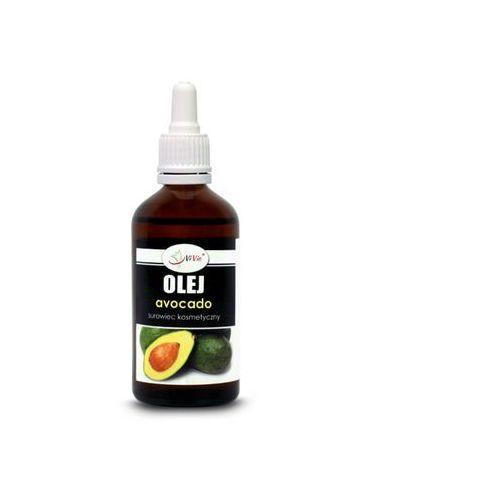 Olej avocado surowiec kosmetyczny 50ml marki Vivio