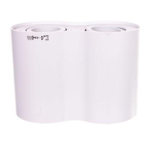 Oprawa stropowa natynkowa BORD DLP-250-W biała GU10 KANLUX