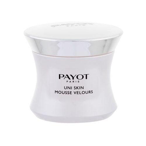 Payot uni skin mousse velours krem do twarzy na dzień 50 ml tester dla kobiet (7785562204136)