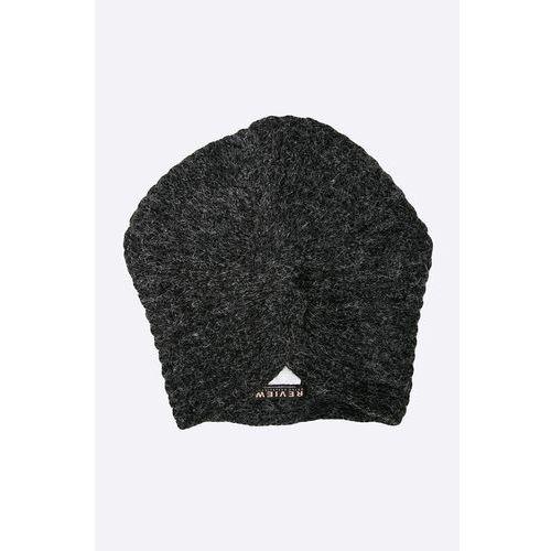 Review  - czapka turban beanie