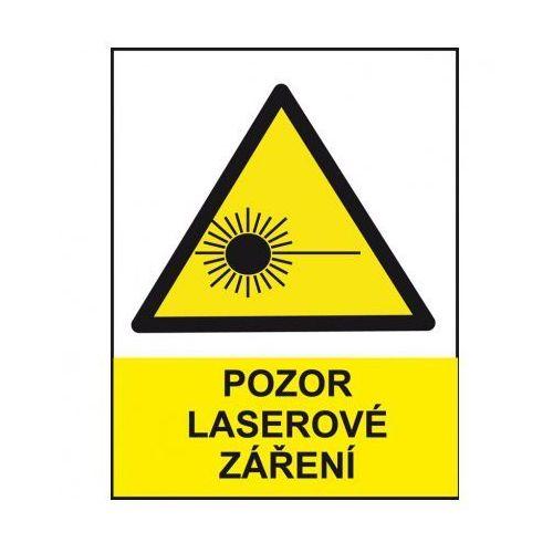 Uwaga, promieniowanie laserowe
