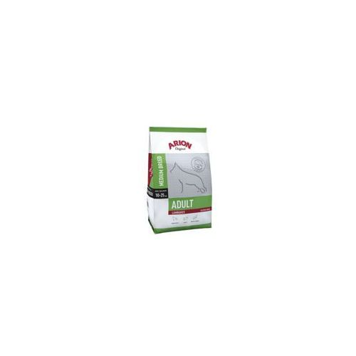 Arion original adult medium lamb & rice12 (5414970055321)