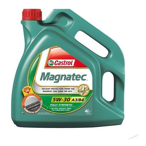 Olej Castrol Magnatec 5W30 A3/B4 4 litry !ODBIÓR OSOBISTY KRAKÓW! lub wysyłka