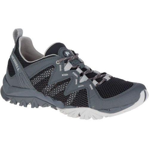 Merrell tetrex rapid crest buty mężczyźni szary/czarny 43 2018 buty kajakowe