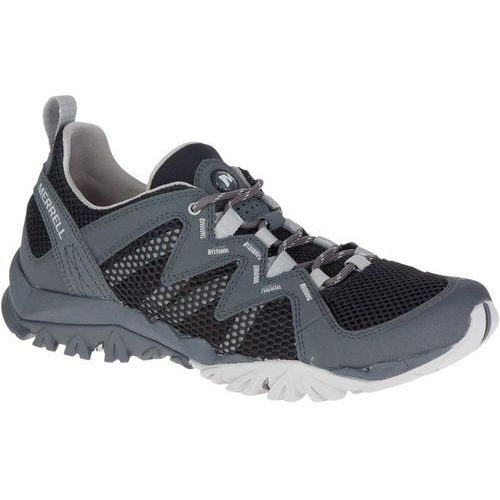 Merrell tetrex rapid crest buty mężczyźni szary/czarny 44 2018 buty kajakowe