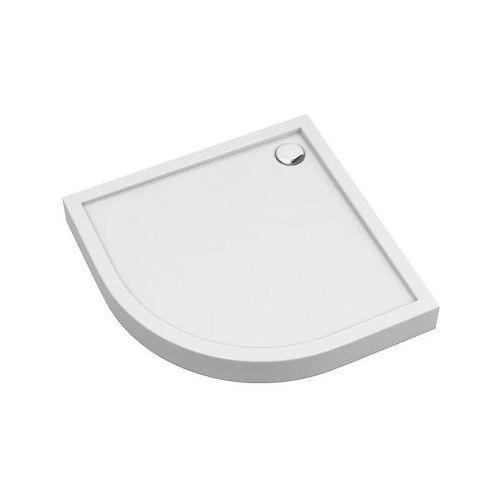 Brodzik prysznicowy na nośniku, półokrągły 90x90 camden 90/o ✖️autoryzowany dystrybutor✖️ marki Omnires