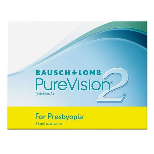 Purevision 2 hd for presbyopia (multifocal) 3 szt. marki Bausch & lomb
