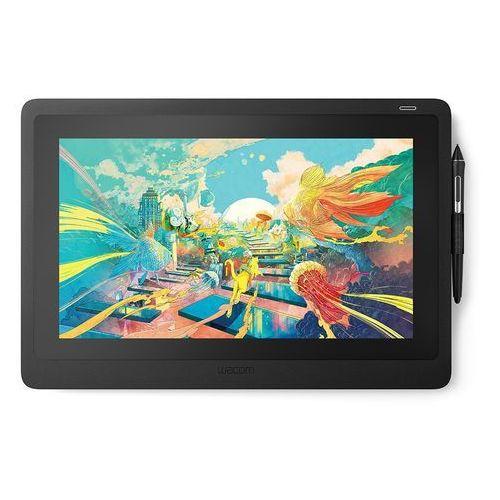 Tablet LCD Wacom Cintiq 16 DTK1660K0B - Certyfikaty Rzetelna Firma i Adobe Gold Reseller