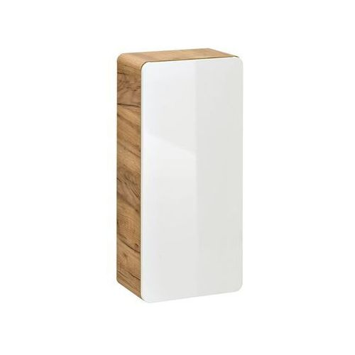 COMAD szafka niska Aruba oak/white (półsłupek) ARUBA810