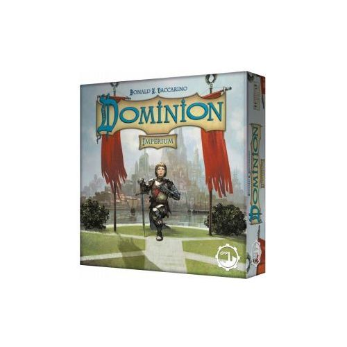 Games factory publishing Dominion: imperium. dodatek do gry karcianej