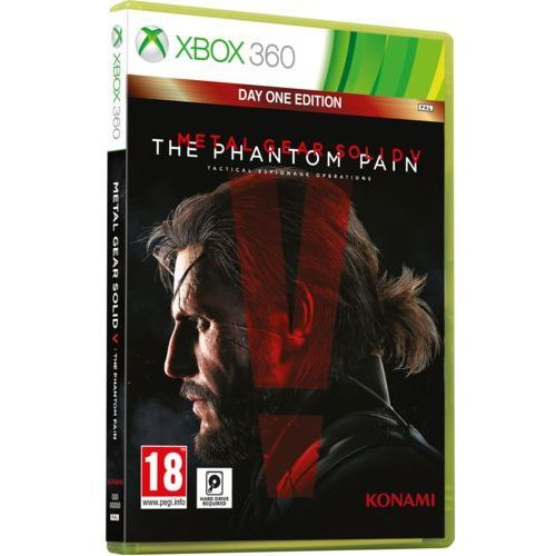 OKAZJA - Metal Gear Solid V The Phantom Pain (Xbox 360)