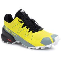 Buty - speedcross 5 407967 sulphur spring/black/white, Salomon, 42-46