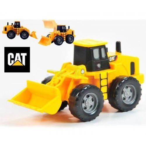 Cat - pojazd koparka mini caterpillar 9cm od producenta Toy state