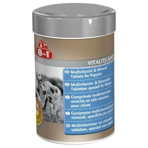 8IN1 Preparat witaminowy multi vitamin- puppies 100 tabl. - DARMOWA DOSTAWA OD 95 ZŁ!, A4-105640