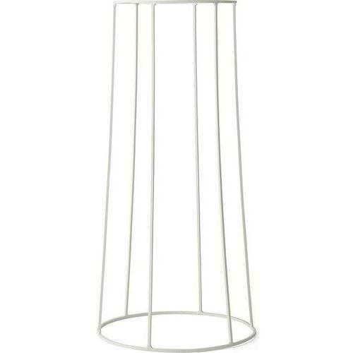 Kwietnik wire l biały marki Menu