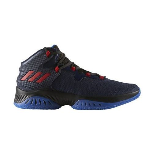 Adidas Buty explosive bounce - by4465 - navy