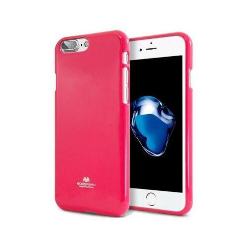 Futerał Jelly Mercury - SAM Galaxy S9 PLUS różowy (8809550384958)