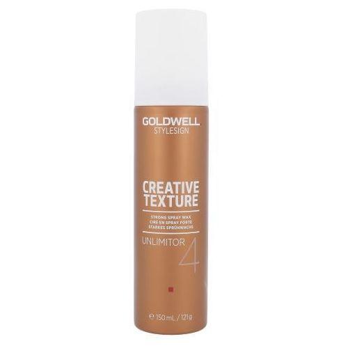 Goldwell  style sign creative texture unlimitor 150ml w wosk do włosów