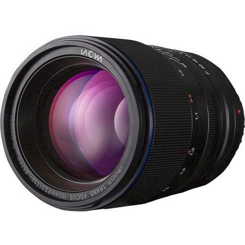 Laowa 105mm F2 Smooth Trans Focus Lens Nikon AI, LAO-105-NAI