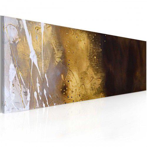 Obraz malowany - zbliżenie na brzeg morza marki Artgeist
