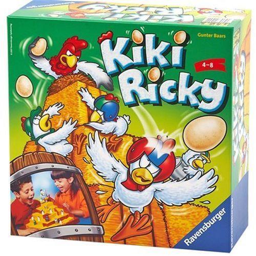 RAVEN. Gra Kicky Ricky, AM_4005556210442