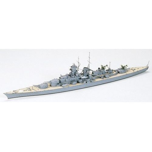 Tamiya TAMIYA German Battle Cruiser Gneisenau (4950344999620)