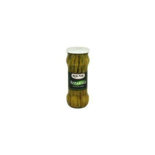 Szparagi całe zielone premium 370 ml Rolnik