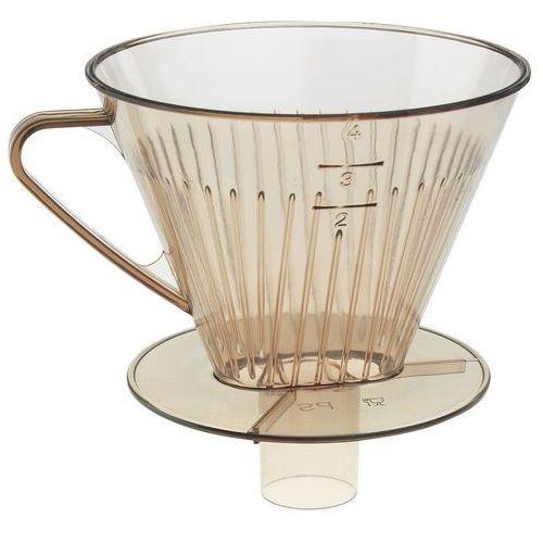 Filtr do kawy  4 tz transparentny marki Westmark