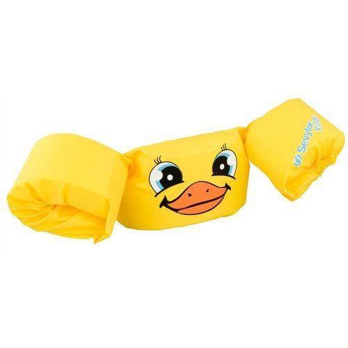 Sevylor kamizelka asekuracyjna puddle jumper deluxe yellow duck (3138522090142)