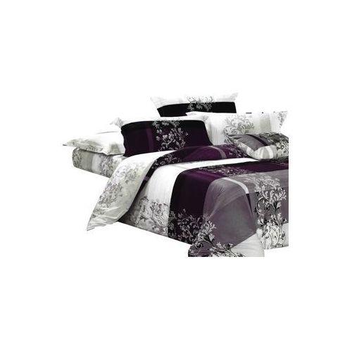 Pościel satyna bawełniana ornamenty a135 200x220pp 4 części marki Collection world