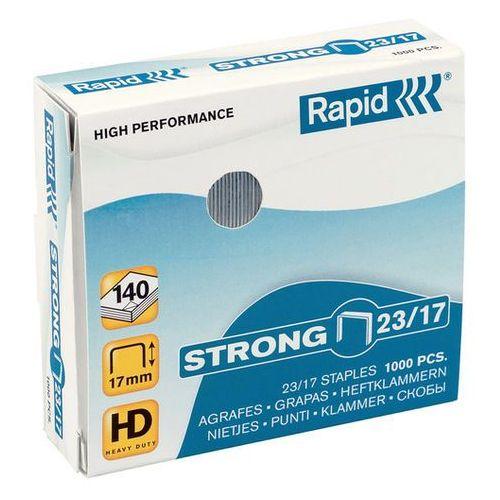 Zszywki strong 23/17 (1000szt.) marki Rapid