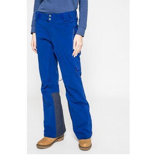 - spodnie snowboardowe powder keg marki Columbia
