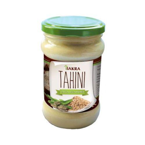 BAKRA 296g Tahini Pasta sezamowa