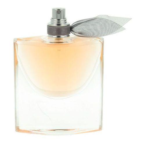 la vie est belle woda perfumowana 75 ml spray tester marki Lancome