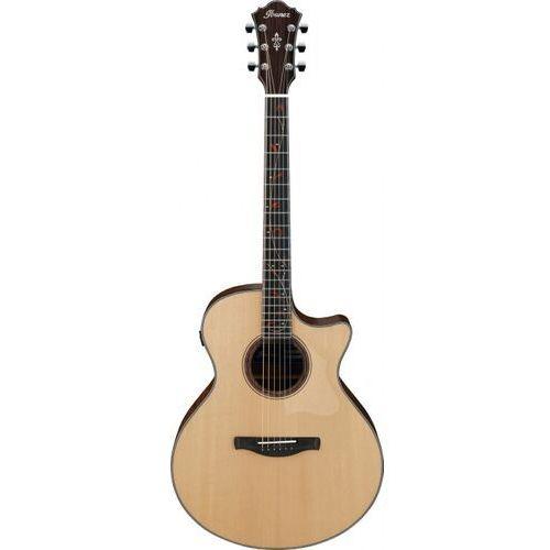 ae325-lgs natural low gloss gitara elektroakustyczna marki Ibanez