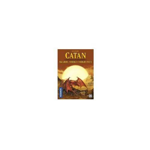 Galakta Gra catan - skarby, smoki i odkrywcy - (5902259203421)