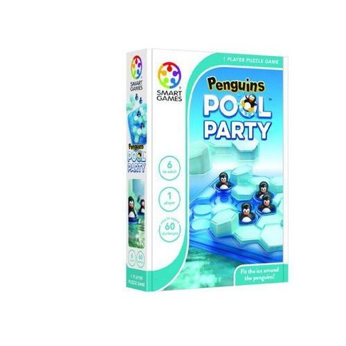 Artyzan Smart games penguins pool party - (5414301518488)
