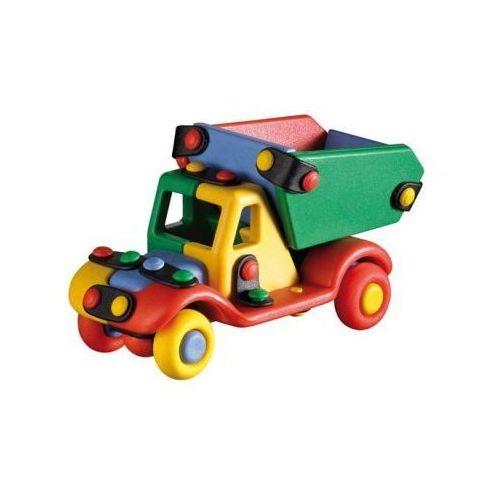 Zestaw do składania mic-o-mic wesoły konstruktor mała ciężarówka wywrotka + zamów z dostawą jutro! marki Mic-o-mic - zabawki konstrukcyjne